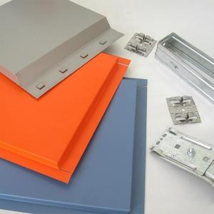 Fasadnie metall kasseti 7